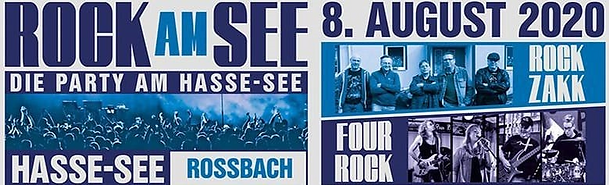 Four Rock 2020 Rossbach Rock am See