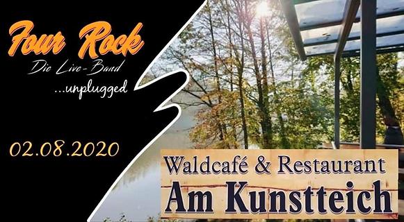 Four Rock 2020 Sangerhausen Waldcafe am Kunstteich