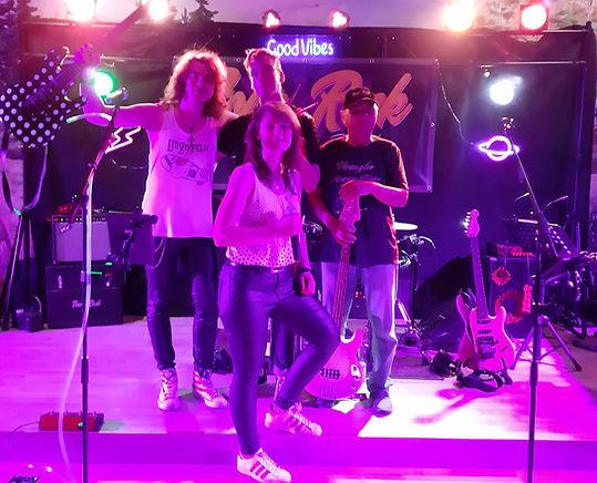 Ahlsdorf Helbra Esileben 2021 Four Rock Band