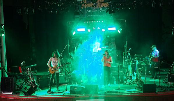 Four Rock Band Beatnacht