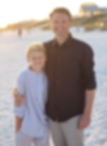 Dr. William Waite Orthodontist and son