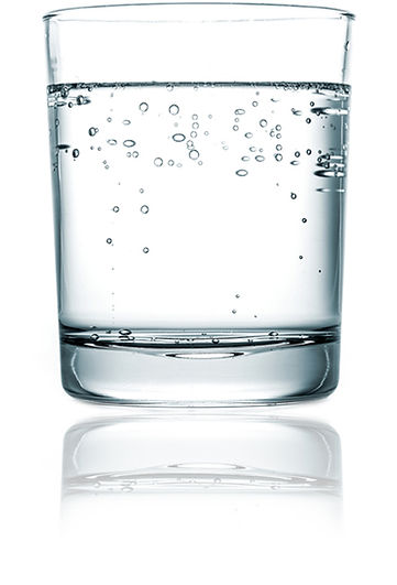 Alkal8 Glass of Water