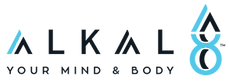 Alkal8 Water logo