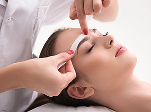 Eye brow waxing - GM Medical Center.jpg