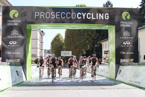 Prosecco Cycling Tour am 09.09.2018