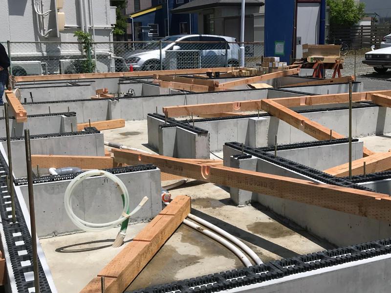 静岡の耐震性、耐久性、全周換気に優れた注文住宅