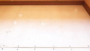 床のリフォーム工事(フロアタイル)
