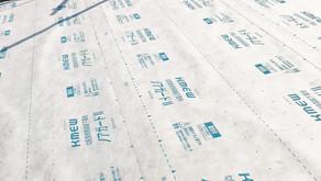 強く美しい屋根に・・防水工事