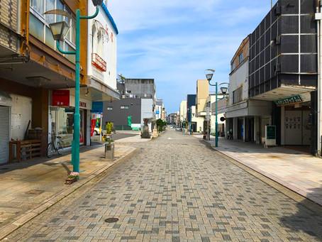 商店街散策