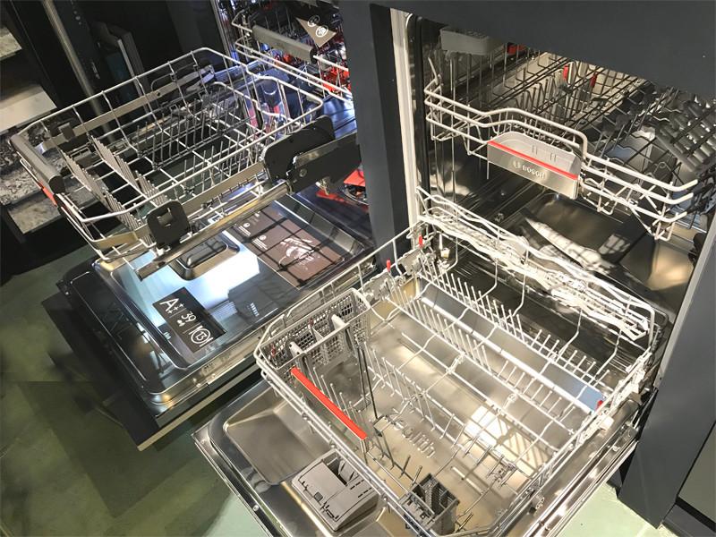 新商品食洗器、照明器具