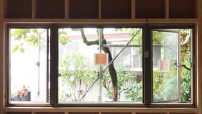 ハイブリッド窓