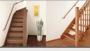 リビング階段のデザイン