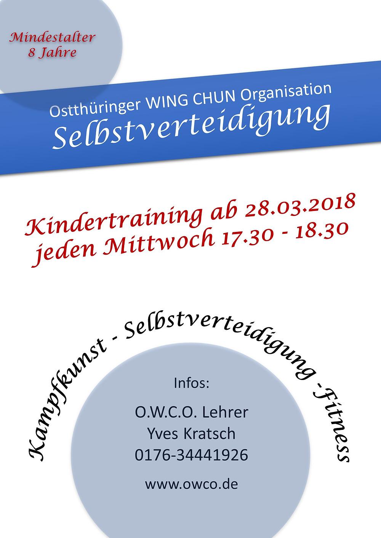 Wing Chun für Kinder in Eisenberg