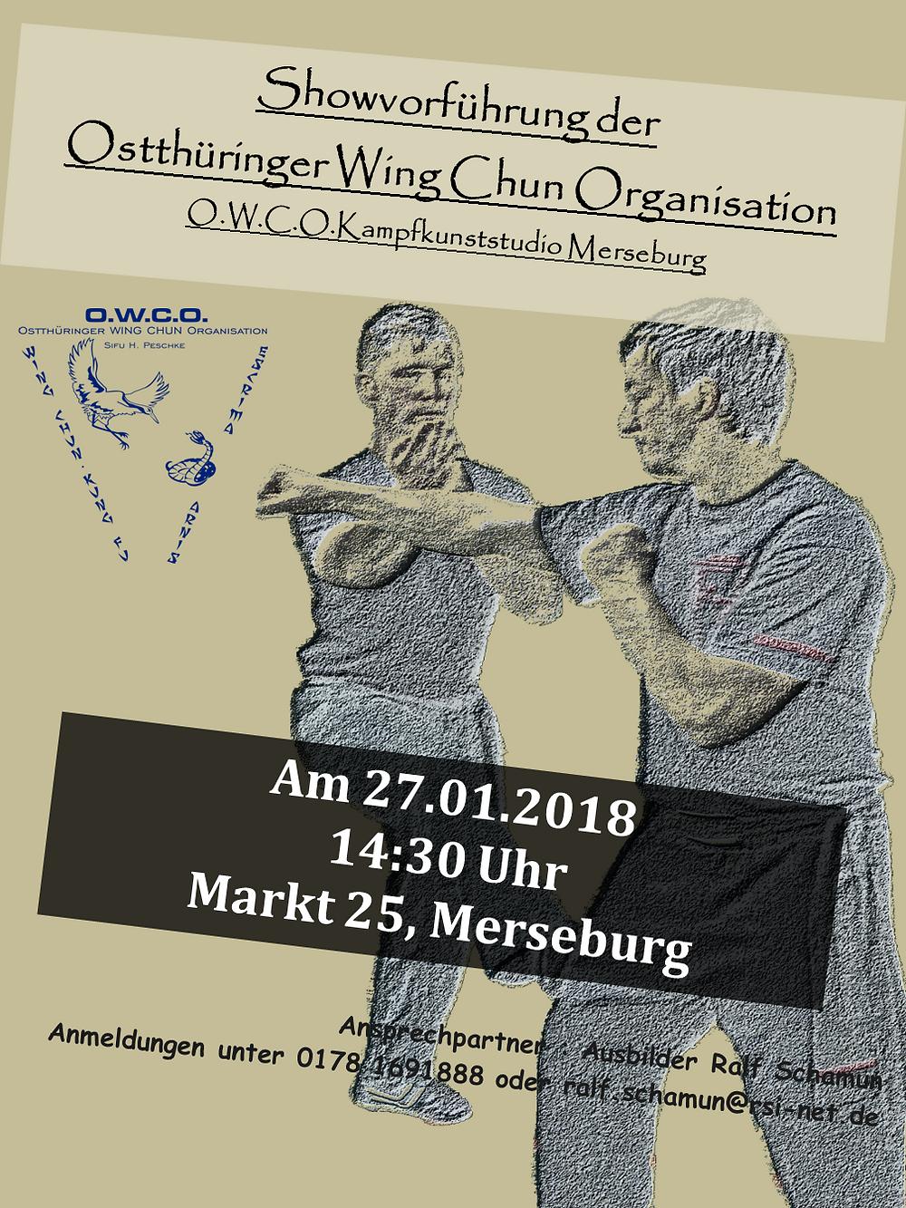 WING CHUN in Merseburg