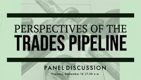Perspectives of the Trades Pipeline
