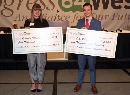 2019 Louis S. Sachs Scholarship Recipients