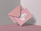Free Modern PSD Greeting Card Mockup.png