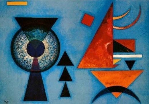 Public domain, Wassily Kandinsky