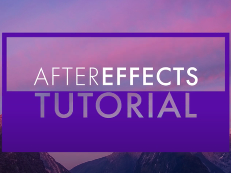 How to create this simple animation: Easy to Follow Step by Step After Effects Tutorial