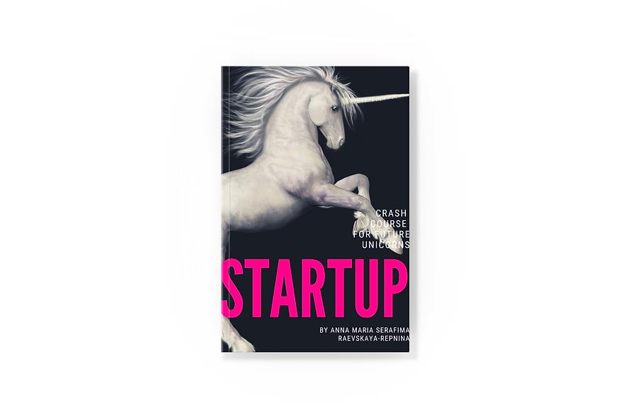 STARTUP. Crash course for future unicorns. E-book