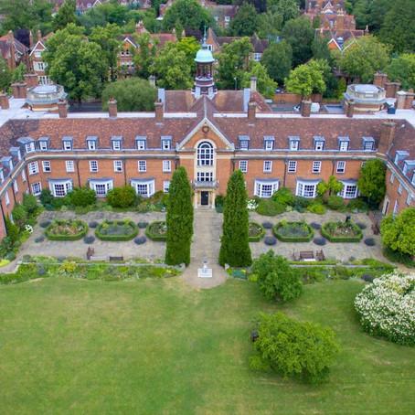 St Hugh College
