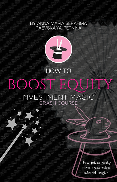 Investment Magic Crash Course: How to boost equity