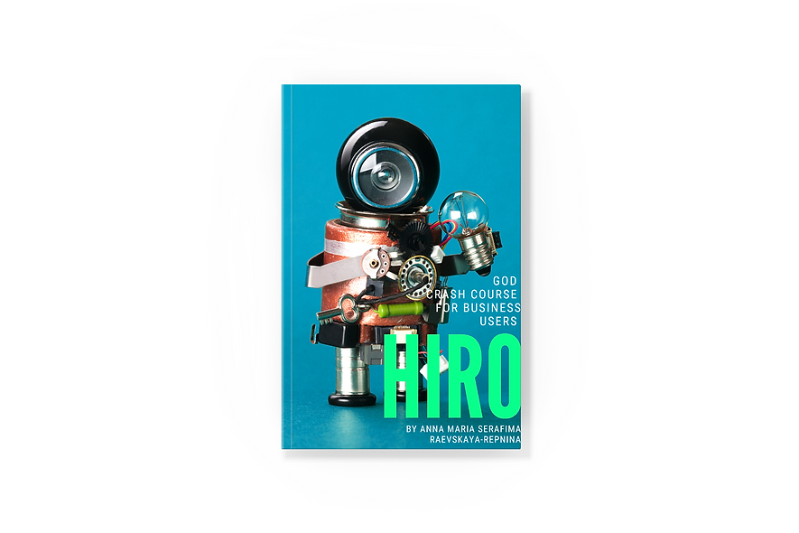 Hiro. God crash course for business users.