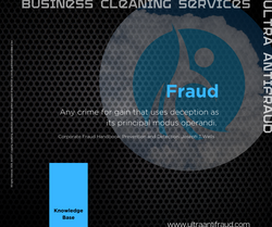 Everything you wanted to know about fraud but were afraid to ask.