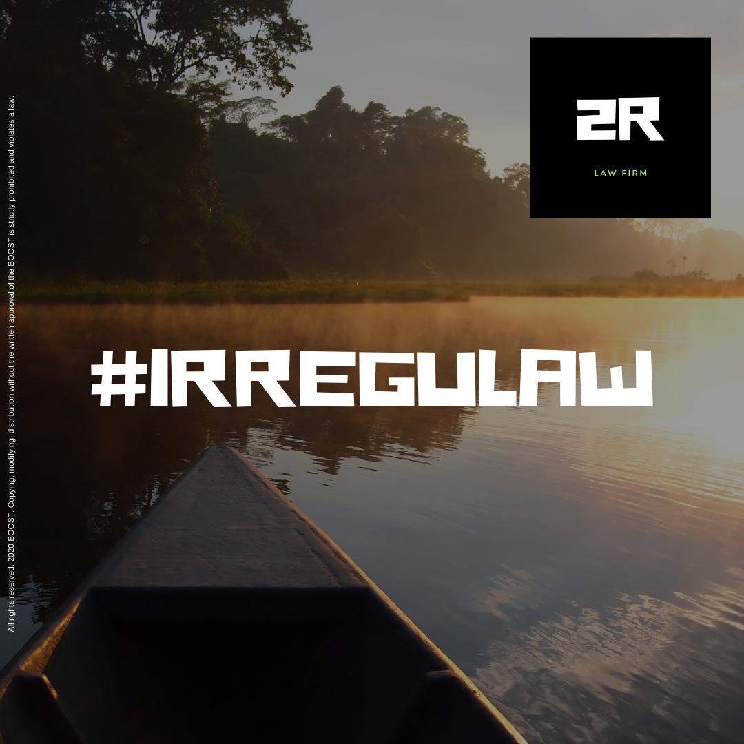 2R Law Firm. #IRREGULAW