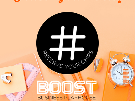 Welcome to the BOOST's blog!