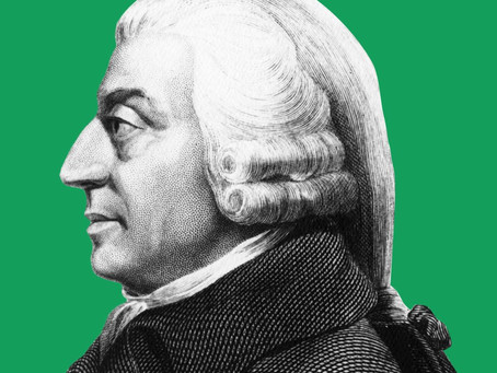 What Adam Smith didn't see.
