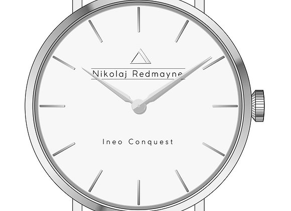 Ineo Conquest Mesh Steel