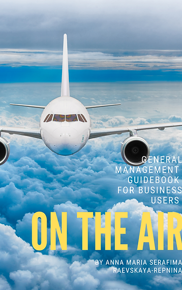 On the air. General management guidebook for business users.