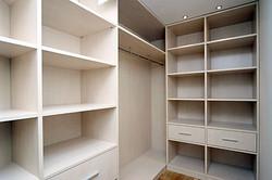 гардеробная комната в Новосибирске
