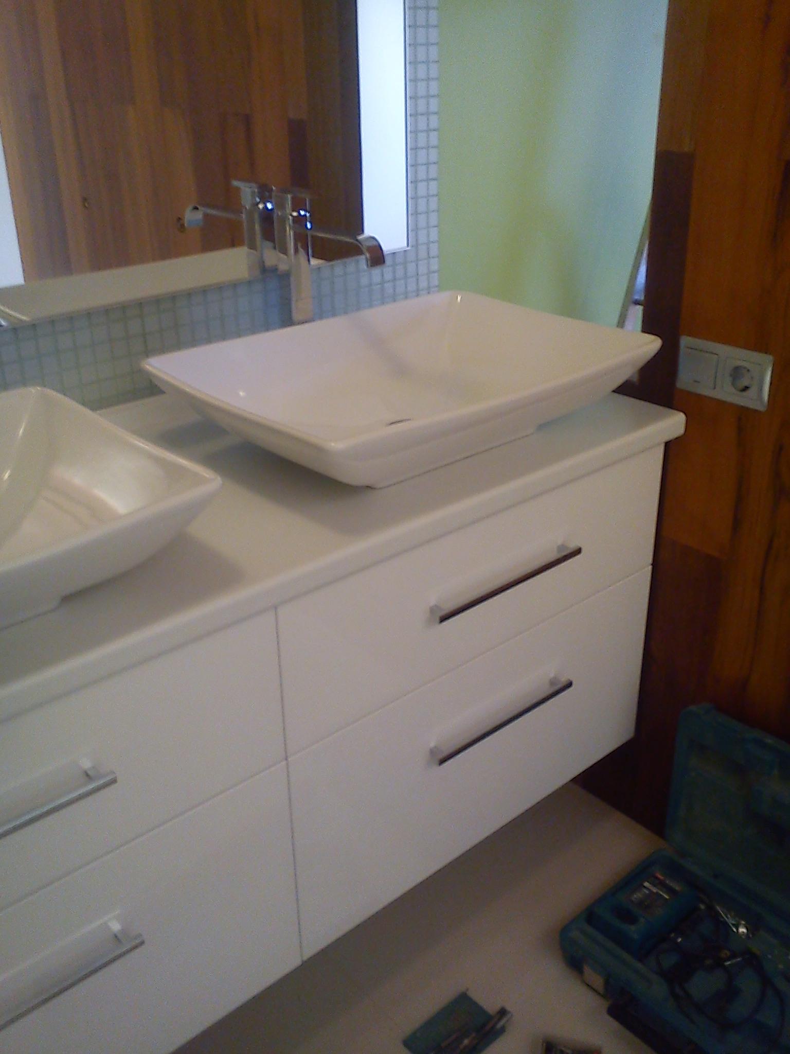мебель для ванных комнат в Новосибир