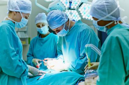 Surgery light