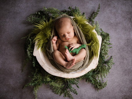 Tips for your Newborn Session