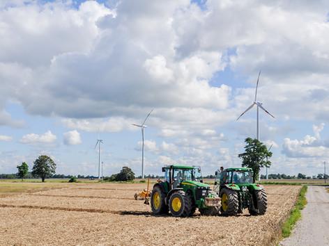 Wind farm Stretense-Panschow I+II