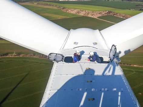 Wind farm Kraasa