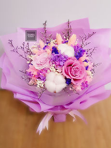 母親節保鮮花束