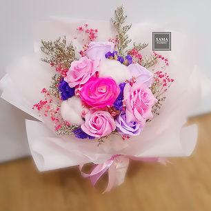 母親節香梘花束