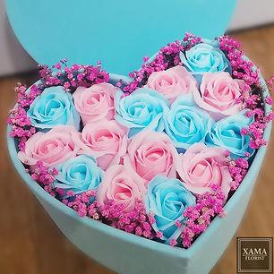 香皂花花盒