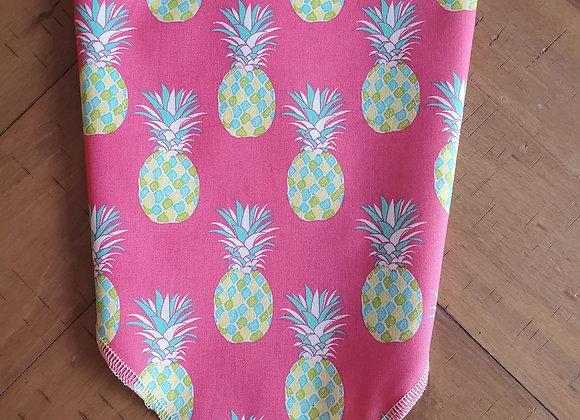 The Pink Pineapple Bandana