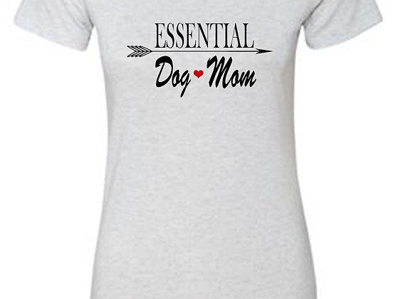 Essential Dog Mom Tee