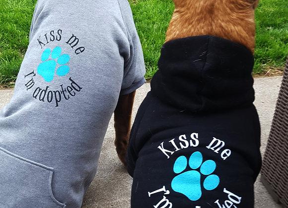 Kiss Me, I'm Adopted