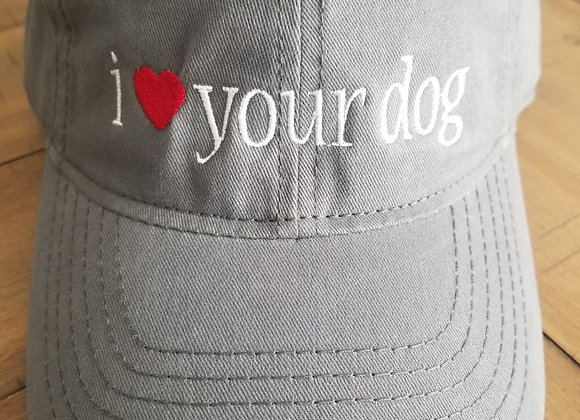 I Love Your Dog Hat