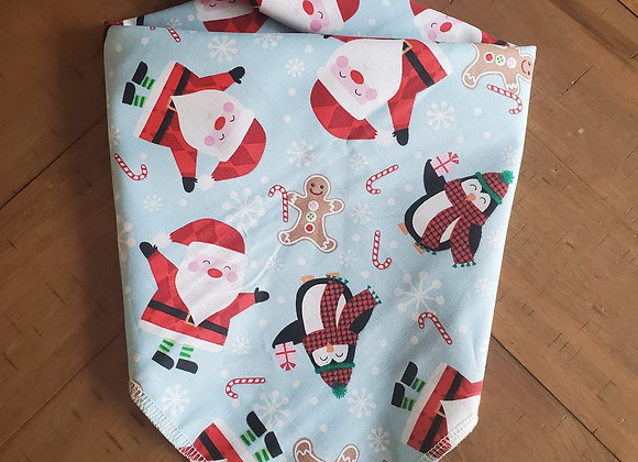 Santa's Coming to Town Bandana