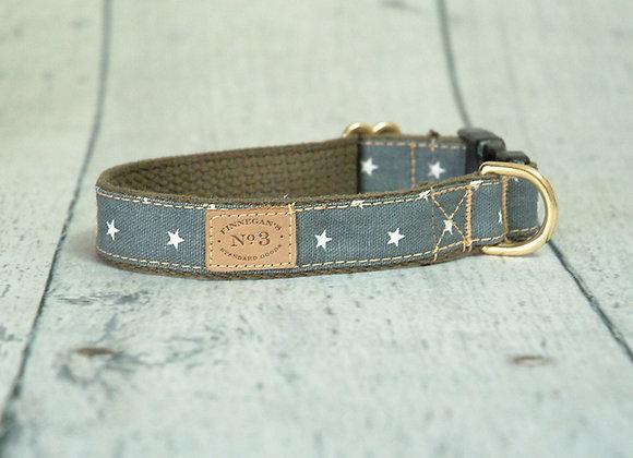 Blue Star Collar