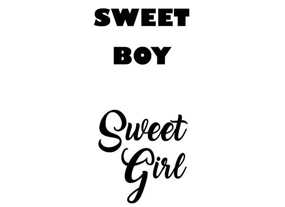 Sweet Boy/Sweet Girl