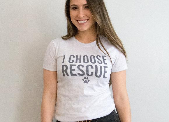 I Choose Rescue Tee